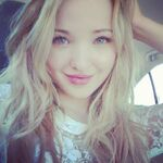 Dove Cameron in the morning