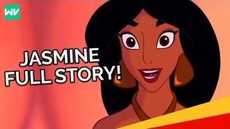 Jasmine's Full Story Aladdin Discovering Disney Princesses