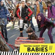 Descendants - Taking candy from babies