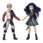 Evie and Carlos Dolls 2