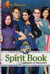 Auradon prep spirit book highlights & memories