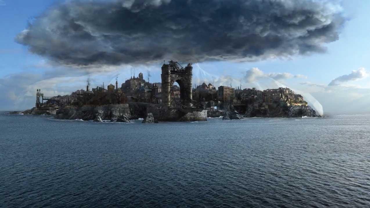 Isle Of The Lost Descendants Wiki Fandom Powered By Wikia