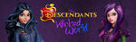 Descendants - Wicked World Banner 2