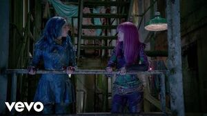 "Dove Cameron, Sofia Carson - Space Between (From ""Descendants 2"")"