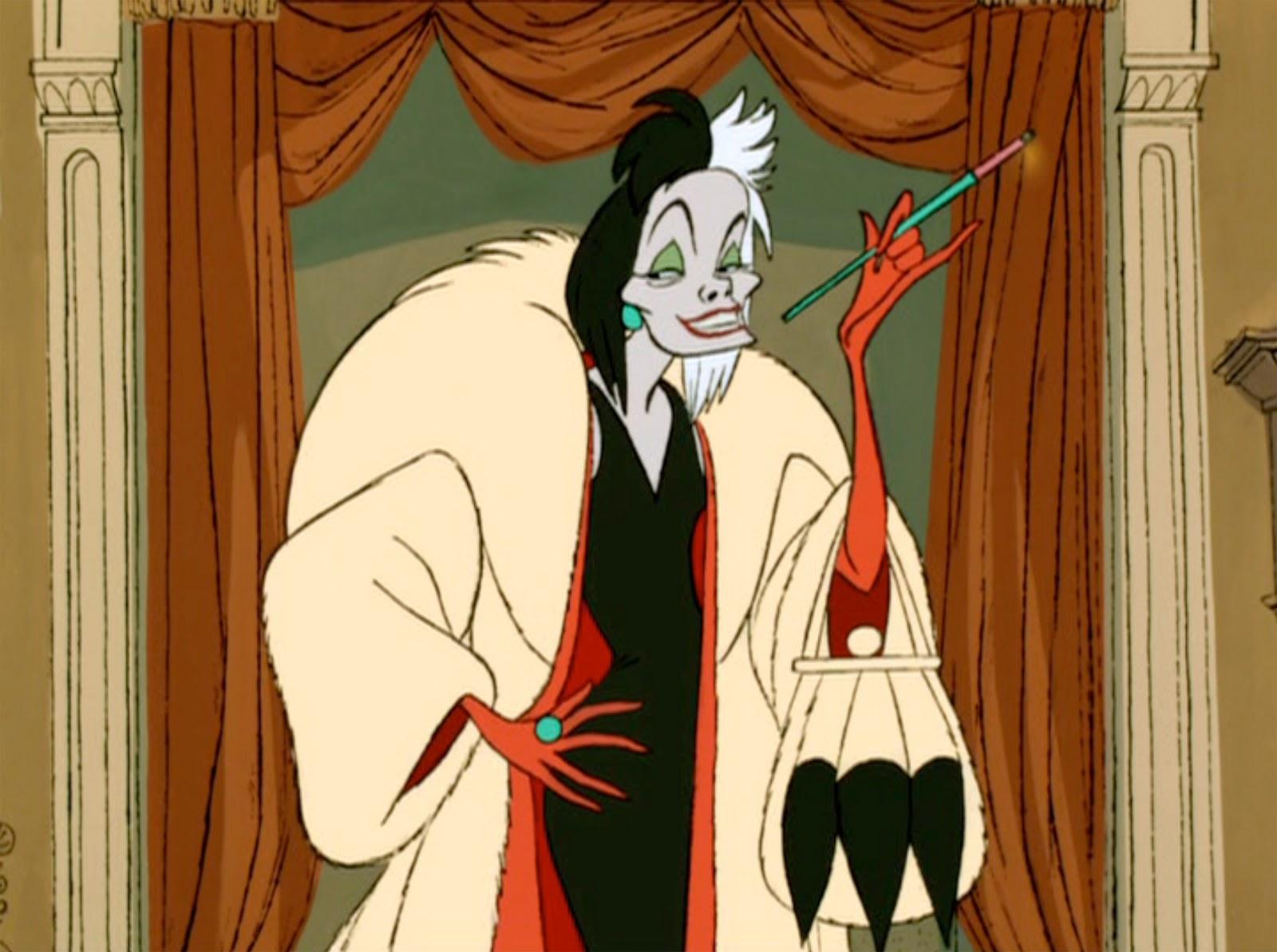 image 101 dalmatians cruella de vil cartoon 5614 jpg descendants
