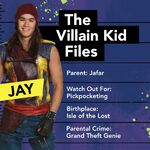 The Villain Kid Files Jay