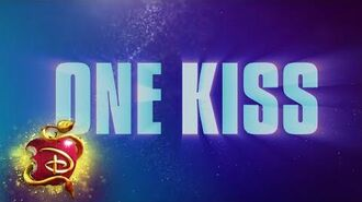 One Kiss 💋 Lyric Video Descendants 3