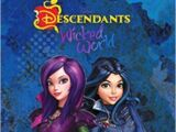 Descendants: Wicked World Wish Granted Cinestory Comic Volume 1