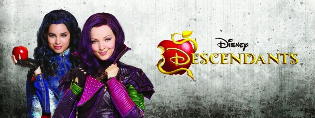 Descendants Walt Disney Channel Wallpaper