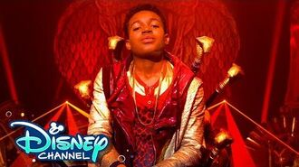 "Issac Ryan Brown Covers ""Problem"" 👻- Disney ""Hall of Villains"" - Disney Channel"