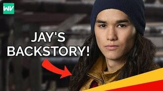 Jay's Backstory! - Why The Son Of Jafar Steals Discovering Descendants