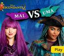 Descendants 2: Mal vs Uma