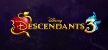 Descendants3 Official Logo