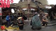 What's My Name Behind the Scenes 360° Descendants 2