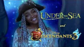 Descendants 3 and Under The Sea A Descendants Story SNEAK PEEK
