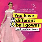 You Have Different Ball Gowns