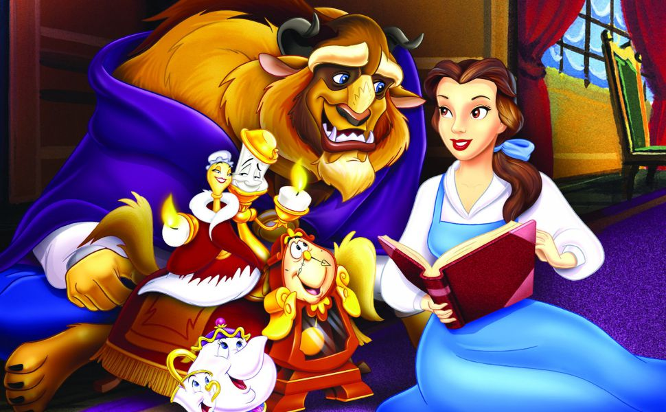 Beauty And The Beast All Characters World Disney 1920x1200 Wallpaper265627