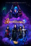 D3 Official Poster