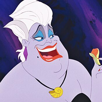 Ursula Descendants Wiki Fandom Powered By Wikia