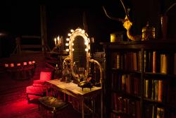 Lucifer's funhouse