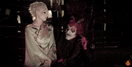 Painted Doll and Lucifer