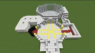 Minecraft (How-To-Build) DanTdm's Lab (Part 1)-1