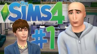 TRAYAURUS STARTS A FIGHT! The Sims 4 Gameplay