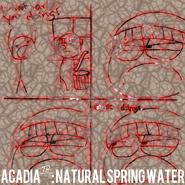 The Brutal Penetrators (Because Dicklick Brigade Turned To Mainstream Pop Shit) - Acadia™: Natural Spring Water