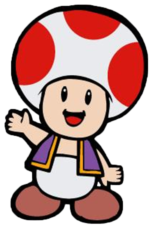The toads are citizens of the mushroom kingdom residing in various towns and cities many of them loyally provide service for princess peach