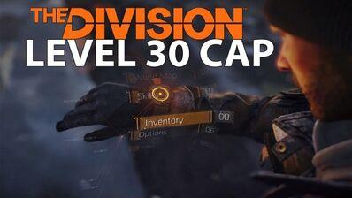 Level 30 Cap