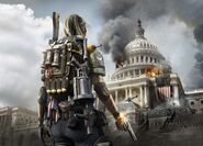 Concept art - The Division 2