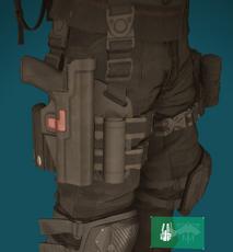 Banshee holster