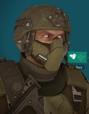 D3-FNC mask
