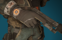 HF2 gloves