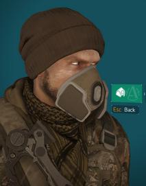 AB mask