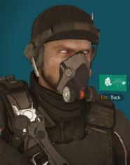 Banshee2 mask