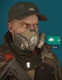 HF2 mask
