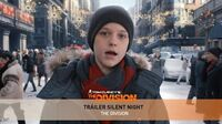 "Tom Clancy's The Division - Official Live Action Trailer ""Silent Night"" ES"