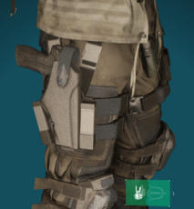 SC holster