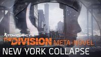 Tom Clancy's The Division Meta-Novel - New York Collapse Survival Guide ES