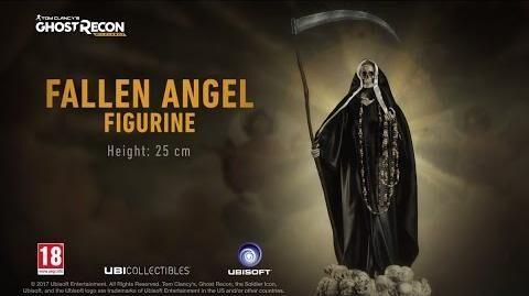 Tom Clancy's Ghost Recon Wildlands FIGURA FALLEN ANGEL