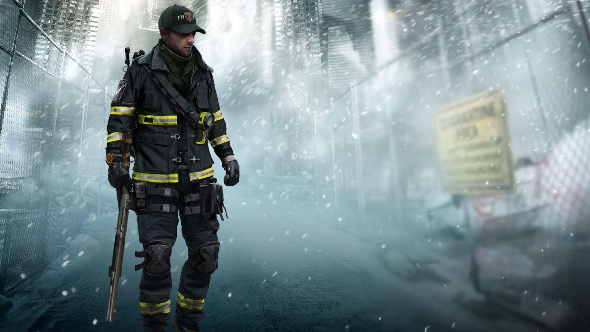 Firefighter Gear Set