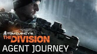Tom Clancy's The Division - Agent Journey UK