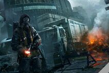 Tom Clancy's The Division Concept Art