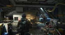 Team Raven Subway