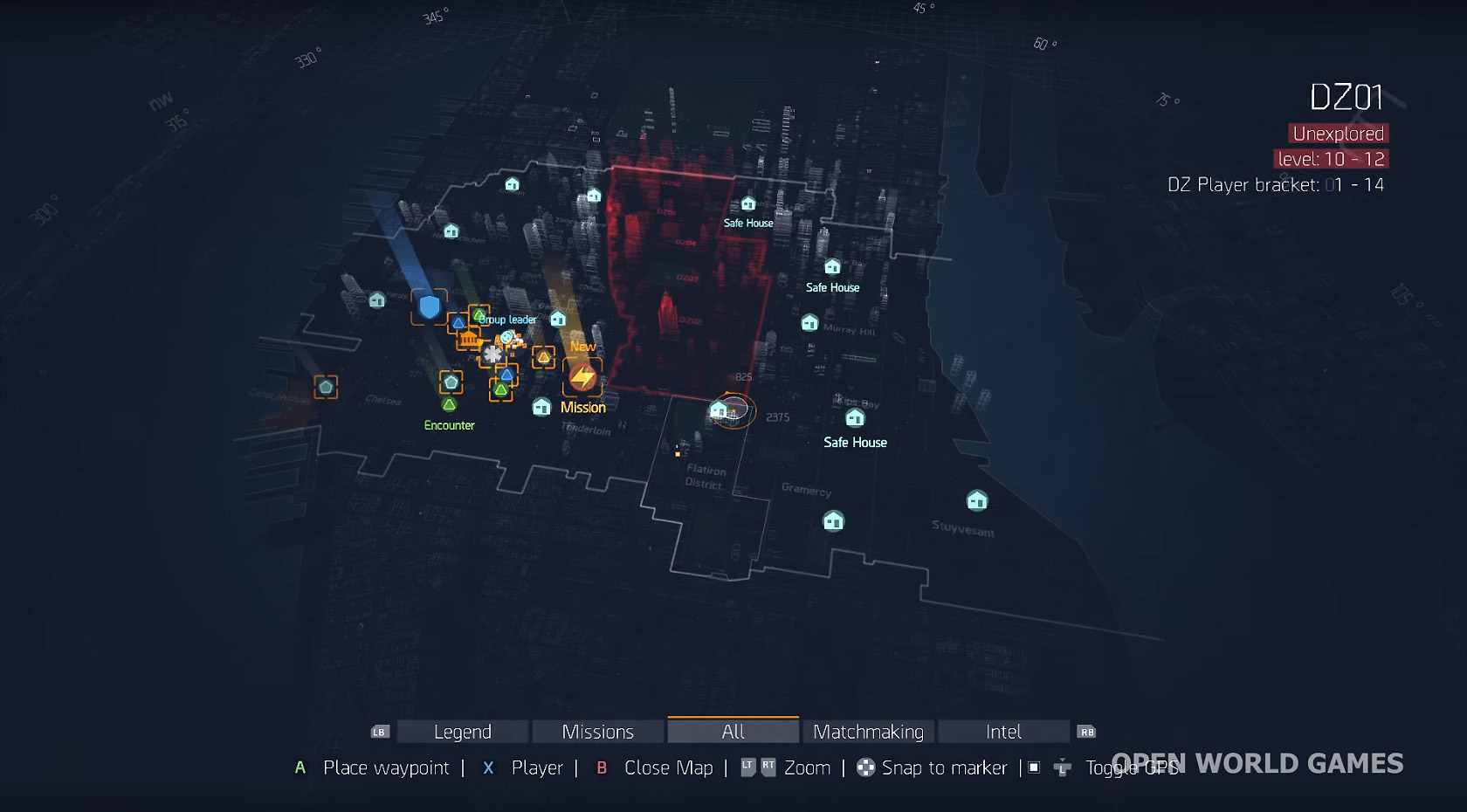 Image tc the division final map size open world gamesg the tc the division final map size open world gamesg gumiabroncs Gallery