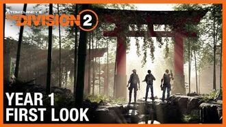 Tom Clancy's The Division 2 E3 2019 Year 1 First Look Trailer Ubisoft NA