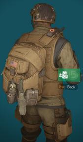 Reclaimer Bakcpack