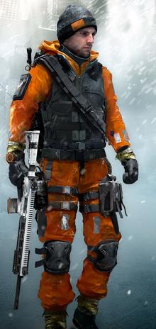 Hazmat gear set