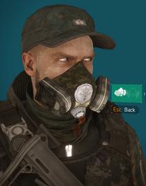 HF Mask